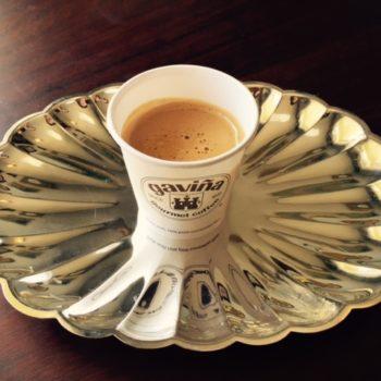 Cuban Coffee Cortadito
